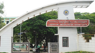 CIT | Coimbatore Institute of Technology in Coimbatore, Tamil Nadu