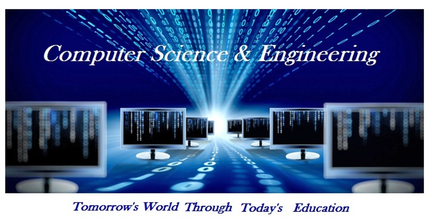 Computer Science Amp Engineering Coimbatore Institute Of